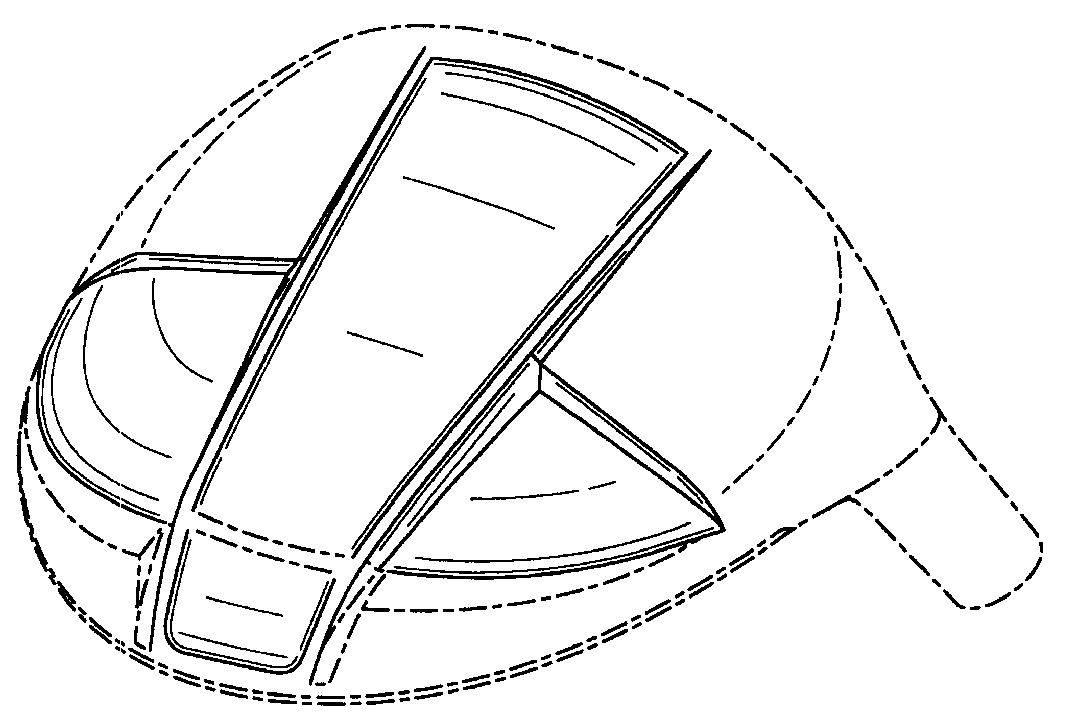 admin golf patents part 12 Handicap Sign can you identify these drivers 5 more driver design patents issued this week
